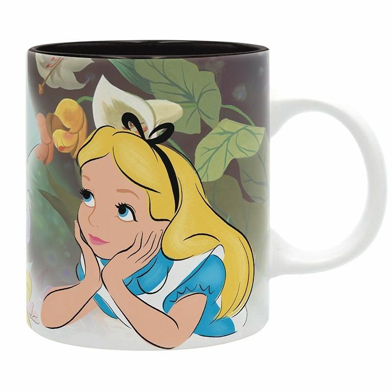 Mug Pays Au Des Ml 320 Merveilles Disney Alice wkXiOPZluT