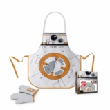 Tablier avec Gant Coffret transparent : Star Wars - BB-8