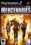Mercenaries - Playstation 2