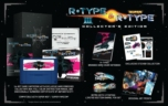 R-Type III & Super R-Type Collector Ultra Limitée - Super Nintendo