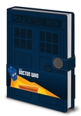 Carnet de notes A5 Premium Doctor Who - Tardis