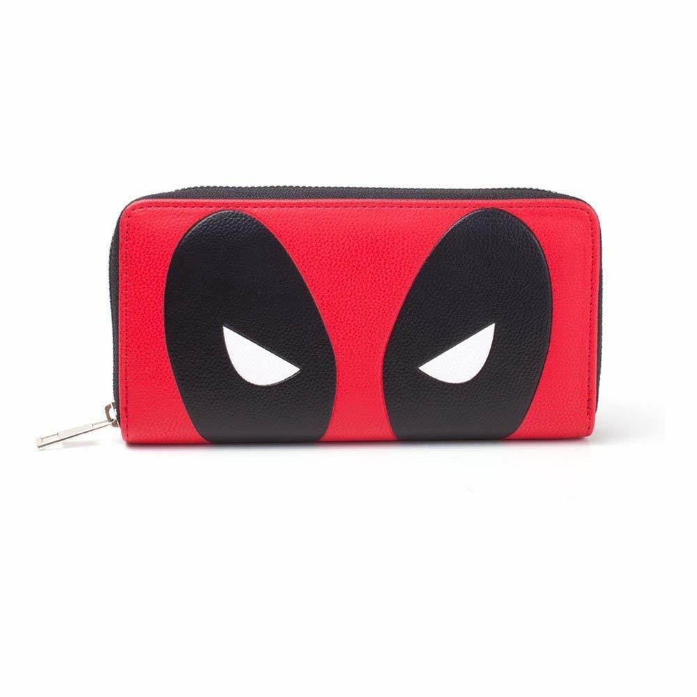 taille 40 a556c 5748e Porte-Monnaie Marvel : Deadpool - Dans les yeux : Référence ...