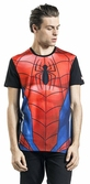 T-Shirt Marvel : Cosplay Spider-Man - XXL