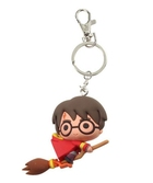 HARRY POTTER - Porte-clés en caoutchouc - Harry Potter Quidditch