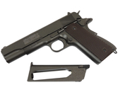 P1911 Swiss Arms 4,5 mm Stainless Culasse Mobile