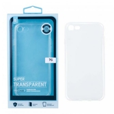 Galaxy j7 : coque transparente 1mm