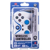 Manette PS3 bluetooth sans fil vibrante + cable de recharge de 3m