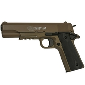 Colt 1911 Culasse Metal Dark Earth HPA