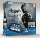 Console PS Vita Wifi 3G + Batman Arkham Origins : Black Gate