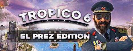 """Résultat de recherche d'images pour """"tropico 6 el prez cover pc"""""""