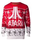 Atari- pull de noël- logo knitted- taille m