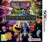 Pac-Man & Galaga dimensions - 3DS