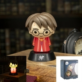 Harry potter - lampe icône harry potter quidditch - 10cm