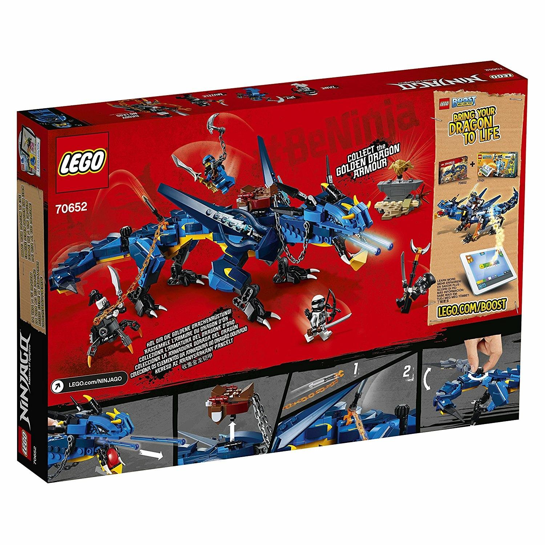 Gaming Stormbringer Le Dragon Ninjago 70652Référence Lego clFJTK31