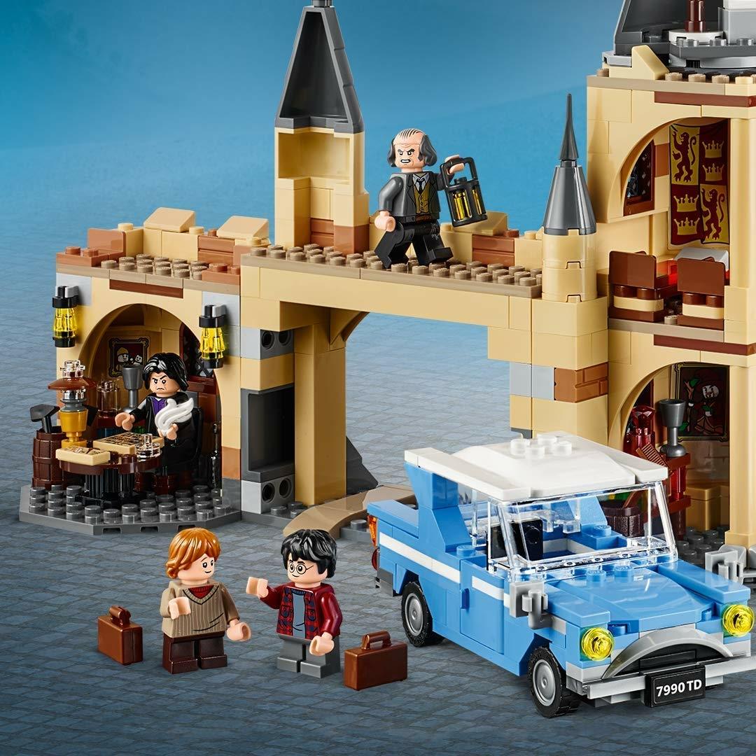 LEGO Harry Potter 75953 Le Saule Cogneur du château Poudlard Jeu De Construction