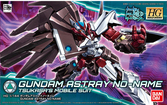 Gundam - model kit - hg 1/144 - gundam astray no-name