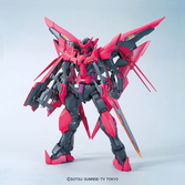 Gundam - model kit - mg 1/100 - exia dark matter - 18 cm