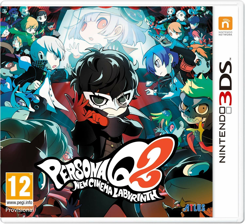 Persona Q2 : New Cinema Labyrinth - 3DS