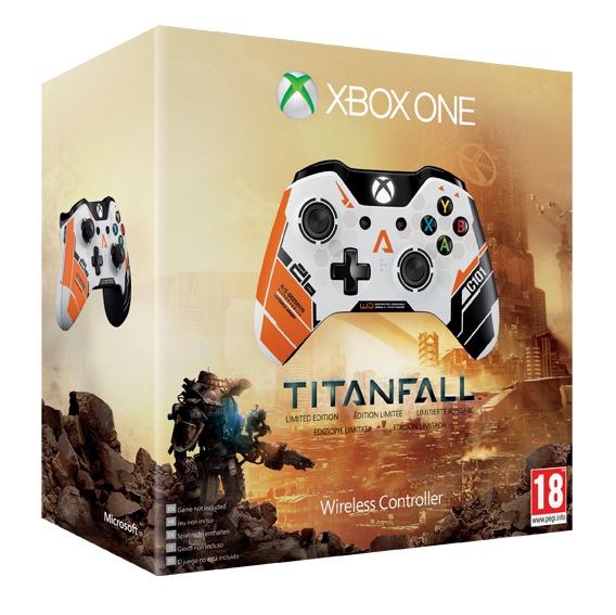 manette titanfall xbox one dition limit e sans fil acheter vendre sur r f rence gaming. Black Bedroom Furniture Sets. Home Design Ideas
