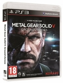 Image produit « Metal Gear Solid V : Ground Zeroes - PS3 »