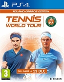 Tennis World Tour Roland Garros - PS4