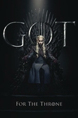 Game of thrones - poster 61x91 - daenerys for the throne