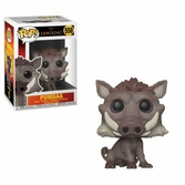 Le roi lion - bobble head pop n° 550 - pumbaa