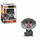 Le roi lion - bobble head pop n° 551 - rafiki