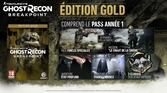 Ghost recon breakpoint gold - XBOX ONE