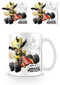 Crash bandicoot - mug - 315 ml - neo cortex emblem