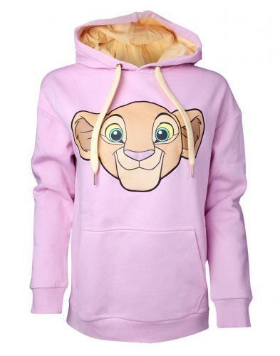 later buy pick up Disney Le Roi Lion - Sweat à capuche - Nala - Femme taille ...