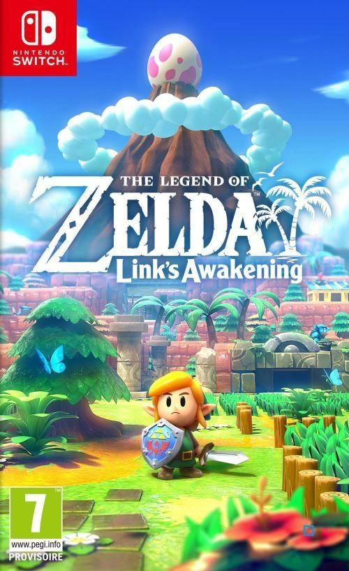 The Legend Of Zelda : Link's Awakening - Switch