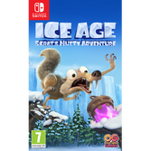 Ice age : scrat's nutty adventure - Switch