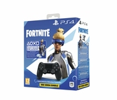 Bundle Manette Dualshock 4 V2 Noire + Fortnite - ps4