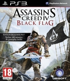 Assassin's Creed 4 : Black Flag - Skull édition - PS3
