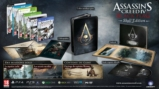Assassin's Creed 4 : Black Flag - Skull édition - XBOX 360
