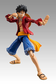ONE PIECE MONKEY D LUFFY VAR ACT HEROES