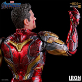 Statuette Avengers Endgame Art Scale de I Am Iron Man 1/10