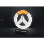Overwatch logo light