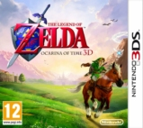 The legend of Zelda Ocarina of time 3D - 3DS