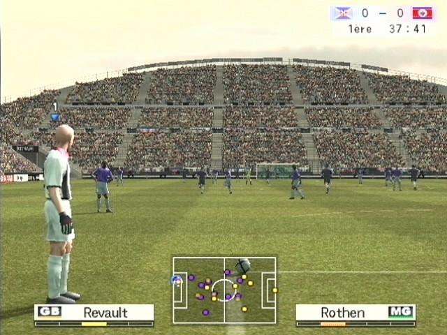 PES 4 : Pro Evolution Soccer édition Platinum - Playstation 2
