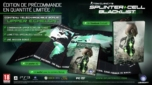 Steelbook Splinter Cell Blacklist