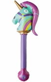 Fortnite - arme gonflable - rainbow smash - 90cm