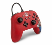 Power a - wired controller mario for nintendo switch new