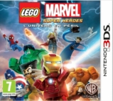 LEGO Marvel Super Heroes - 3DS