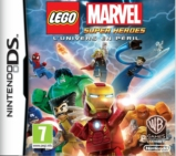 LEGO Marvel Super Heroes - DS