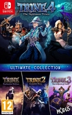 Trine 4 : the ultimate collection (1 to 4) - Switch