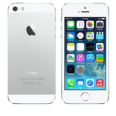 iPhone 5S - 64 Go - Argent - Apple