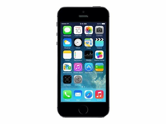 iphone 5s 64 go gris sid ral apple acheter vendre. Black Bedroom Furniture Sets. Home Design Ideas
