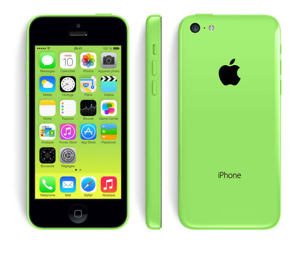 iphone 5c 16 go vert apple acheter vendre sur r f rence gaming. Black Bedroom Furniture Sets. Home Design Ideas